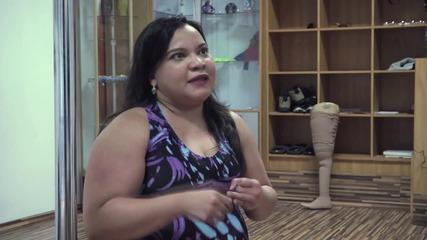 Venezuela: See amputee pole dancer Carmen Hurtado in action
