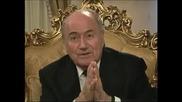 Блатер се надява на още един мандат  във ФИФА