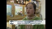 Оживена търговия със сувенири преди началото на китайската Година на заека