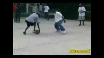And1 Streetball TricKs
