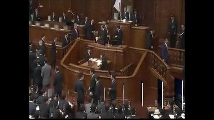 Шинзо Абе е новият премиер на Япония