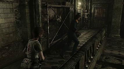 Resident Evil 0 - част 8 - Греда