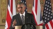 UK: Syrian truce 'held longer than I expected' - Obama