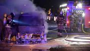 Germany: Diplomatic cars set on fire in Berlin