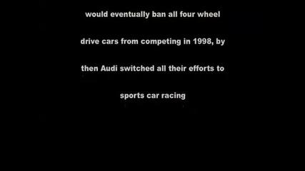 25 Години Ауди в Моторните Спортове