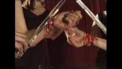 Cradle of Filth - Pandaemonaeon - Wrist Slice