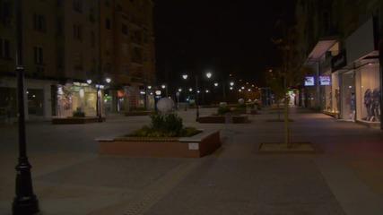 J&b създаде първия жив билборд в България