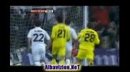 Реал Мадрид разкова жълтата подводница 6 - 2 [21.02.2010]