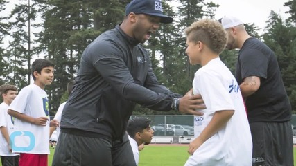 Future Not Happy About Russell Wilson's Involvement in Son's Life