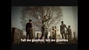 Big Bang - Tell Me Goodbye ~eng. Sub