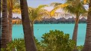 Wonderful Tahiti - Paradise Blue Ocean of Dreams