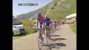 Borat Tour De France.