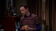 The Big Bang Theory - Season 3, Episode 11 | Теория за големия взрив - Сезон 3, Епизод 11