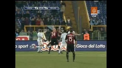01.02 Лацио - Милан 0:3 Масимо Амброзини Гол