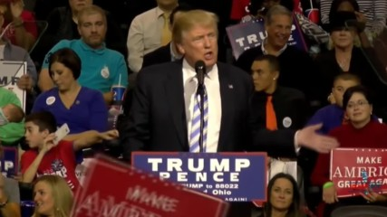 USA: Trump vows to 'drain the swamp of corruption in Washington DC'