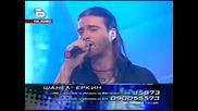 Music Idol 2 - 28.04.08г. - Изпълнението на Ана, Шанел, Тома и Ясен