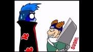 Naruto Parody (kisame Meet Chouji