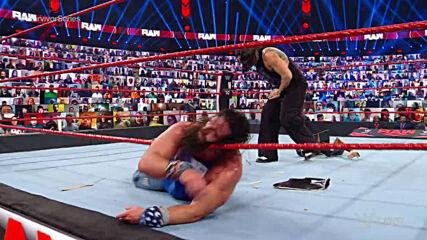 Keith Lee vs. Elias – Survivor Series Qualifying Match: Raw, Oct. 26, 2020