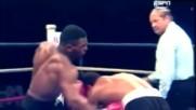Mike Tyson Combo - Right Hook Body Right Uppercut Head Combination