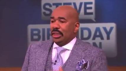 Стив Харви открива изгубените си благодетели