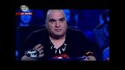 Music Idol 3 - Отбраната на Пламен - Жоро пентаграма умело изтъква предимствата на Пламен пред остан