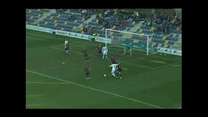 Ponteverda 0 : 2 Real Madrid Castilla