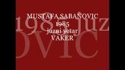 mustafa sabanovic i juzni vetar 1985 - vaker