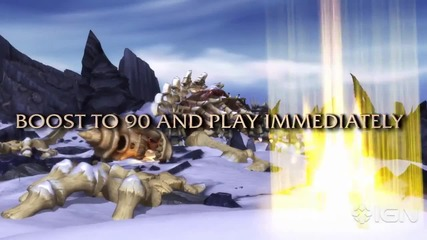 New!world of Warcraft - Warlords of Draenor - Reveal Trailer