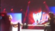 The Shield vs Big E, Glodust & Cody Rhodes