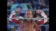 Wrestle Mania 23 Shawn Michaels And John Cena Entrances