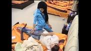 Big Brother F - Елеонора се дразни на Давид, че не се храни и не се държи като мъж!