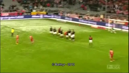 Arjen Robben - Best of 2009/2010 for Fc Bayern Munchen
