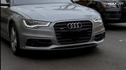 Audi круиз контрол със stop&go; функция за разпознаване на задръствания