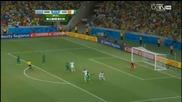Гърция 2 – 1 Кот д' Ивоар // F I F A World Cup 2014 // Greece 2 – 1 Ivory Coast // Highlights