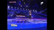 Сляпо момче от Румъния изненада всички с неговата версия на песента на Queen! - Show Must Go On