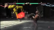Tekken 6 Battle Gameplay