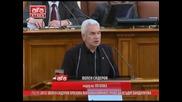 Волен Сидеров призова парламентарните групи да осъдят вандализма