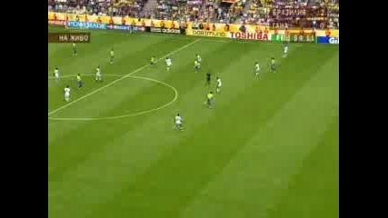 Brazil 3 - 0 Ghana