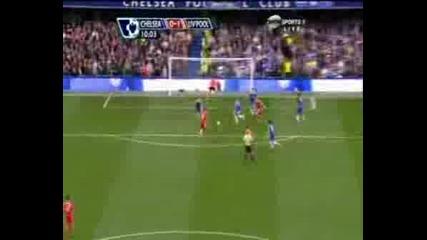 Chelsea (0) Vs Liverpool (1) 26/10/08