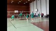 Най - Добрия Отбор По Волейбол:юзу Неофит Рилски Благоевград (Част 5)