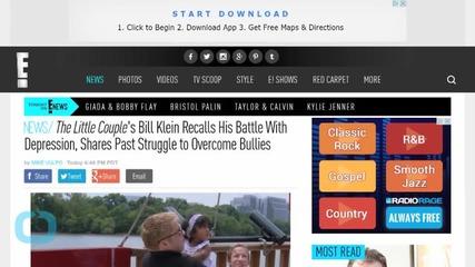 The Little Couple's Bill Klein Recalls Battles With Bullies & Depression