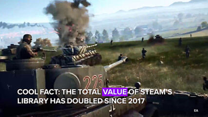 Wanna buy all the games on Steam? Here's how much it'll cost you!