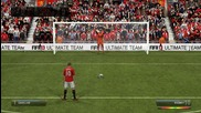 Fifa 13 - Дузпи - Manchester United - Vs - Real Madrid