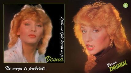 Vesna Zmijanac - Ne mogu te preboleti - (Audio 1982)
