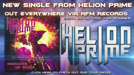 Helion Prime - Remnants of Stars ( Official Audio)