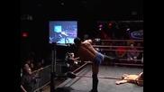 Dean Ambrose ( Jon Moxley ) vs Austin Aries