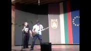 Nothing else Matters/sweet Child o Mine концерт на Гпче Плевен