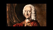 Georg Philipp Telemann - Fuge fur Cembalo C-dur Bwv 953