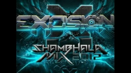 Excision - Shambala Mix 2012 (part 2)