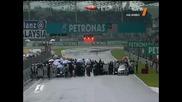 F1 2009 Малайзия - Състезание по ливадата
